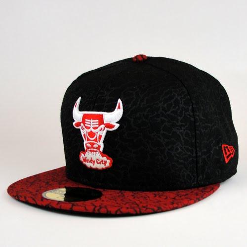 Chicago Bulls Hats New Era